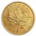 [UNC/AU+] Canadian Gold Maple Leaf (1 oz)