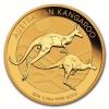 Australian Kangaroos 2018 (1/4 oz) + Cápsula