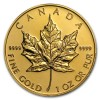 XF Canadian Gold Maple Leaf (1 oz)