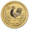 Australian Rooster 2017 (1/10 oz)